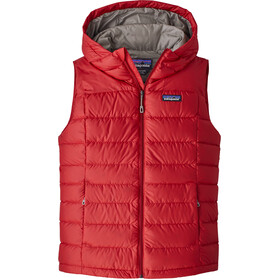 Patagonia Hi-Loft Chaleco Plumón Capucha Mujer, rincon red